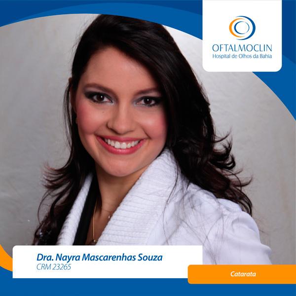 Nayra Mascarenhas Souza